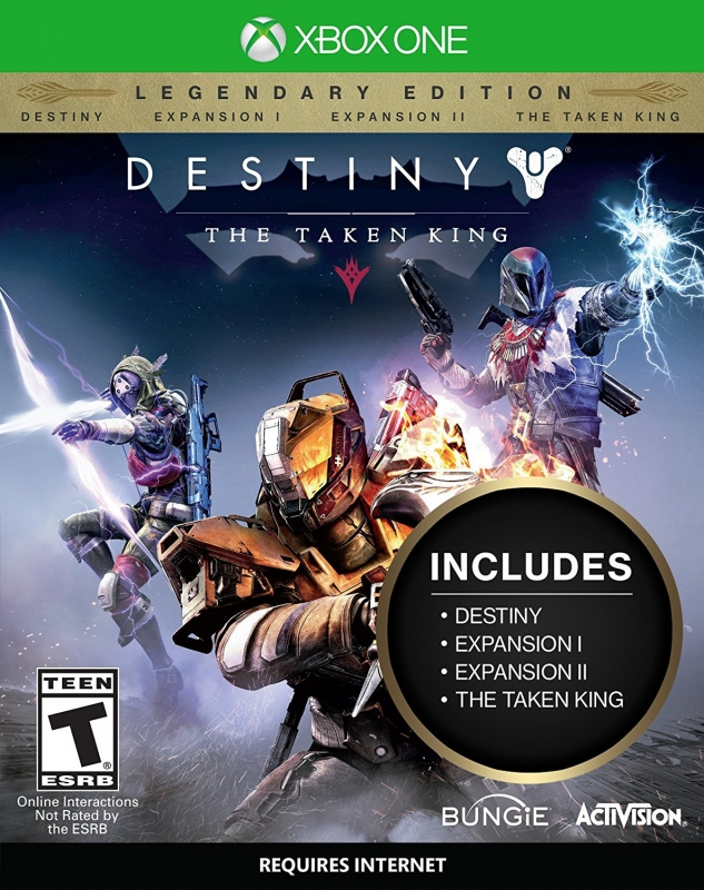 Destiny: The Taken King Wiki on Gamewise.co