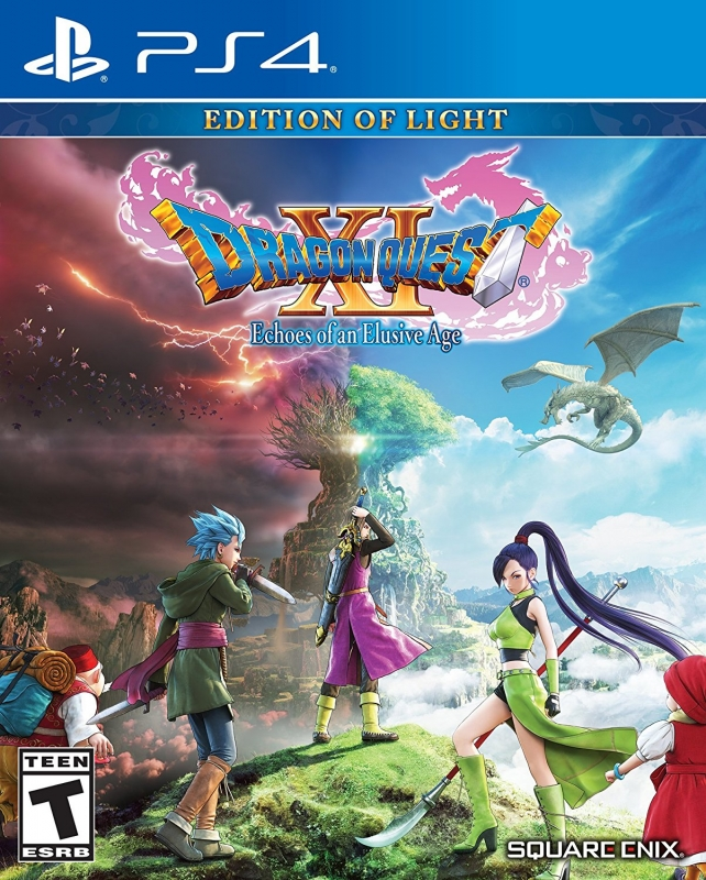 Dragon Quest XI Wiki - Gamewise