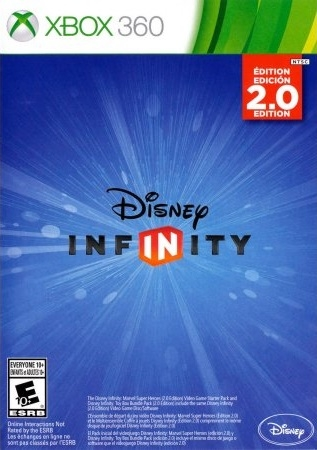 Disney Infinity 2.0: Marvel Super Heroes on X360 - Gamewise