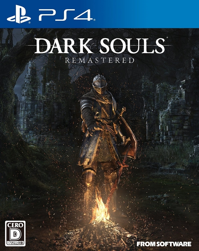 Dark Souls: Remastered on PS4 - Gamewise