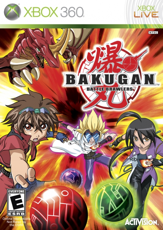 Bakugan: Battle Brawlers Wiki - Gamewise