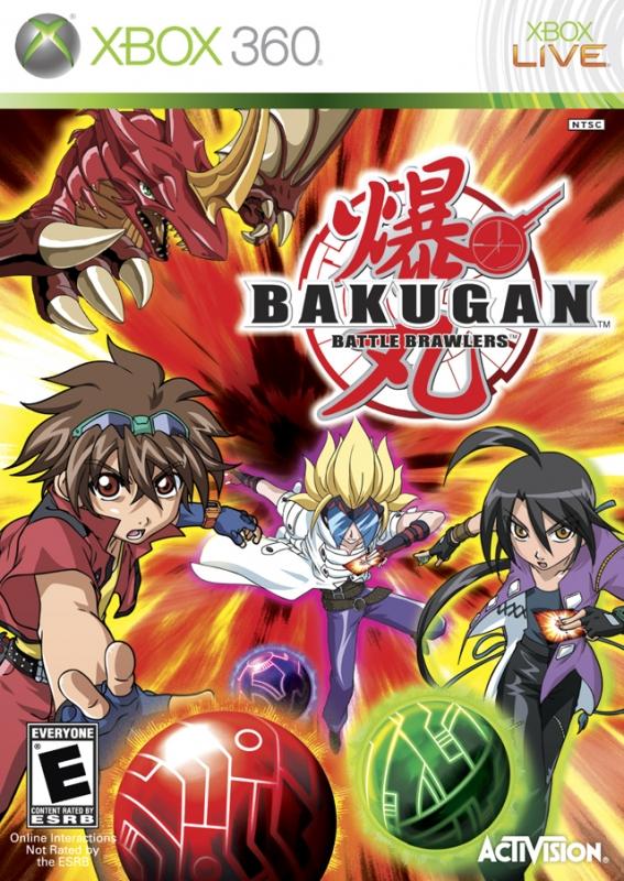 Bakugan: Battle Brawlers Wiki - Gamewise