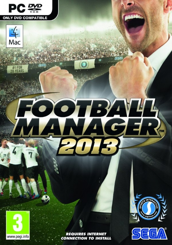 Gamewise Football Manager 2013 Wiki Guide, Walkthrough and Cheats