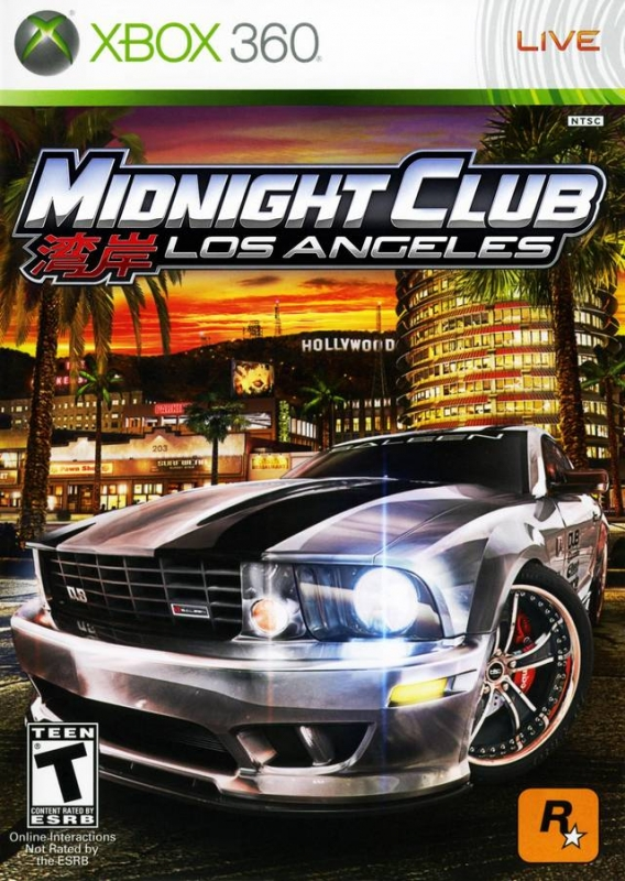 Midnight Club: Los Angeles on X360 - Gamewise