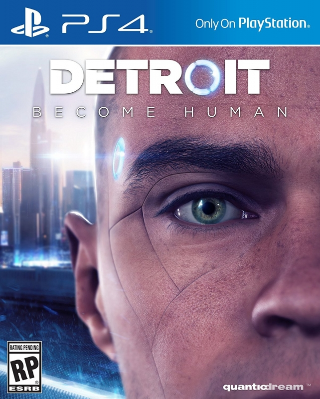 Detroit: Become Human Release Date - PS4