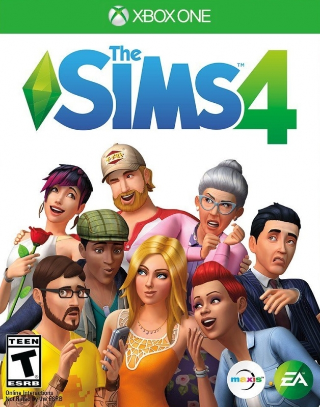 The Sims 4 on XOne - Gamewise