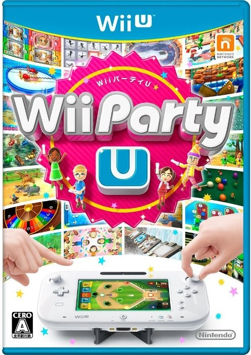 Wii Party U on WiiU - Gamewise