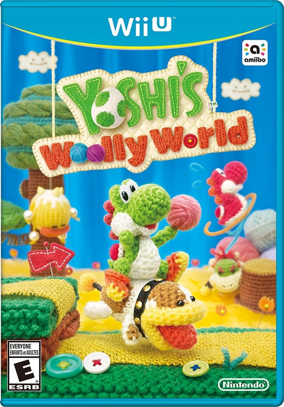 Yarn Yoshi on Gamewise