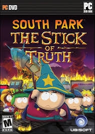 South Park: The Stick of Truth on PC - Gamewise