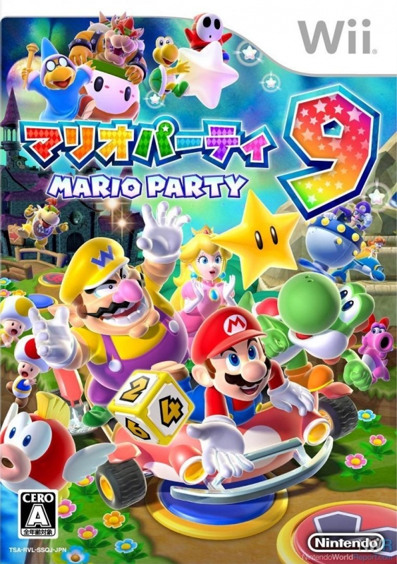 Mario Party 9 on Wii - Gamewise