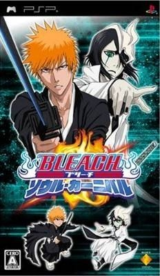 Bleach: Soul Carnival on PSP - Gamewise