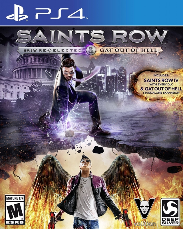 Saints Row IV: Re-Elected on PS4 - Gamewise