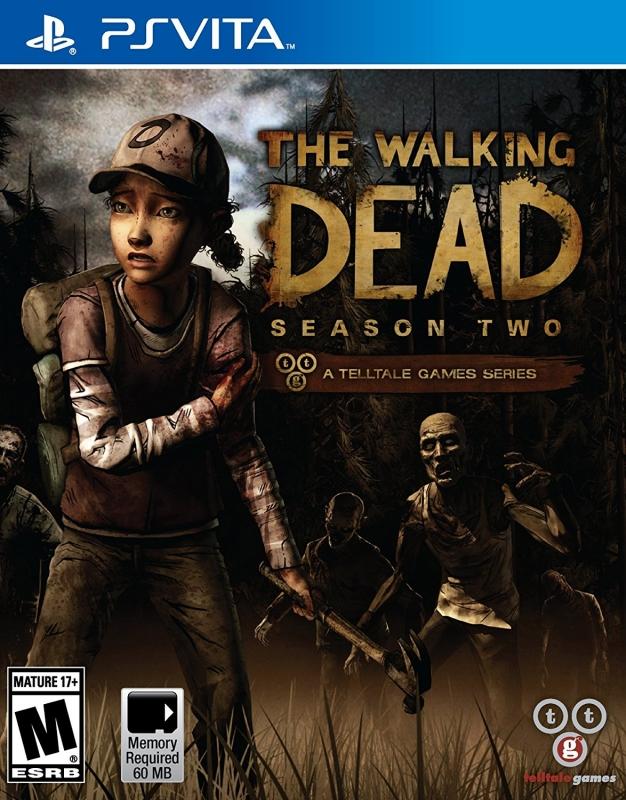 The Walking Dead: Season Two [Gamewise]