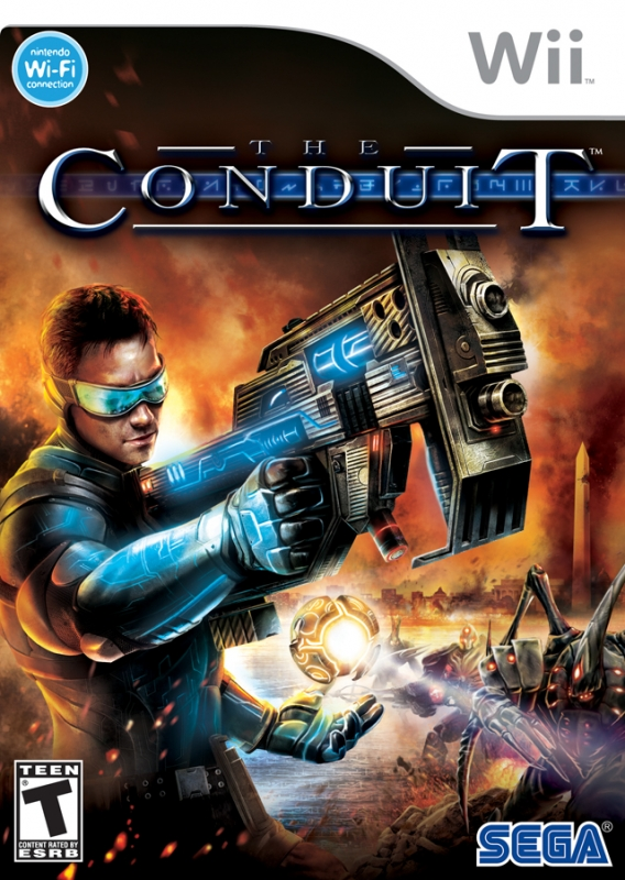 Gamewise The Conduit Wiki Guide, Walkthrough and Cheats
