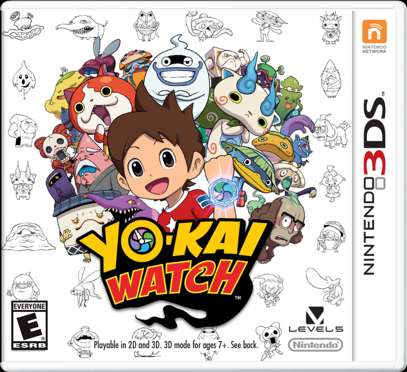 Youkai Watch on 3DS - Gamewise