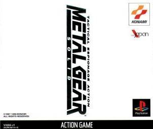 Metal Gear Solid for PS Walkthrough, FAQs and Guide on Gamewise.co