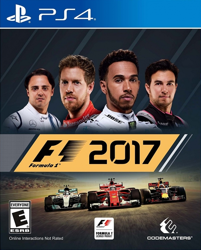 F1 2017 on PS4 - Gamewise