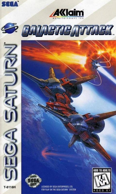 Galactic Attack (Sega Saturn) - Sales, Wiki, Cheats