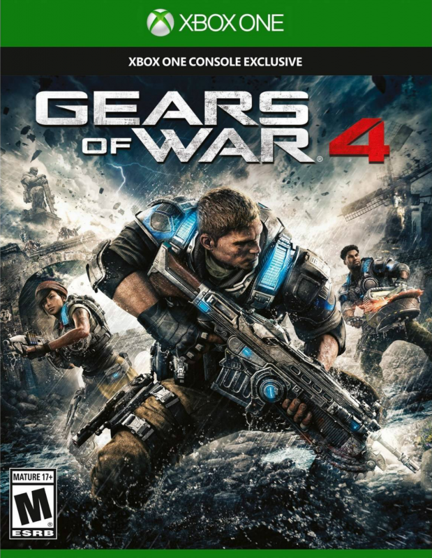 Gears of War 4 [Gamewise]