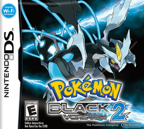 Pocket Monsters Black 2 [Gamewise]