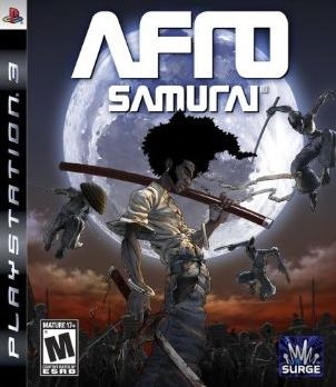 Afro Samurai on PS3 - Gamewise