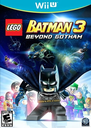 Lego Batman 3: Beyond Gotham on WiiU - Gamewise