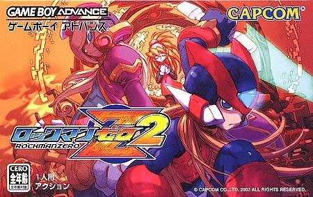 Mega Man Zero 2 on GBA - Gamewise