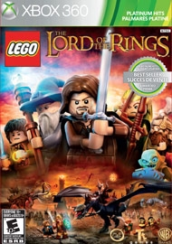 LEGO The Lord of the Rings on X360 - Gamewise