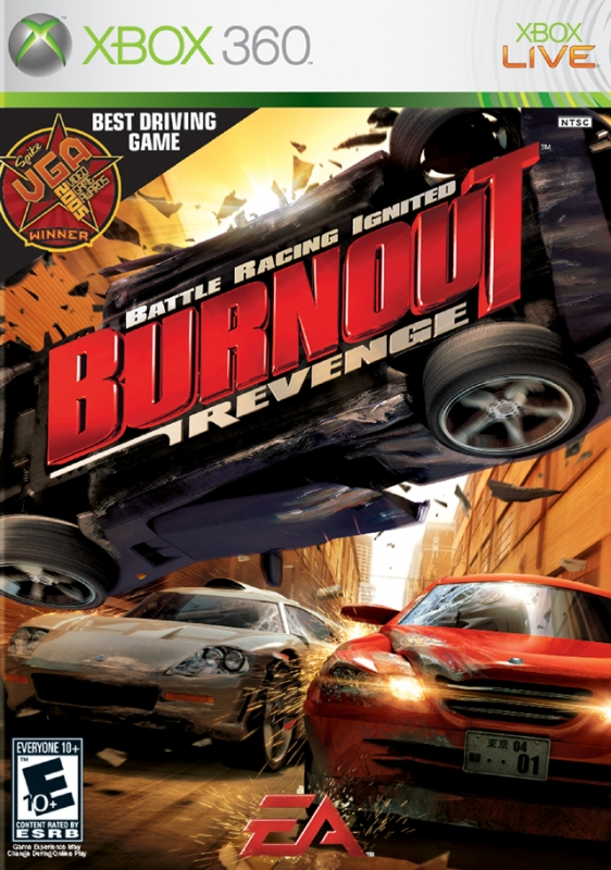 Burnout Revenge for X360 Walkthrough, FAQs and Guide on Gamewise.co