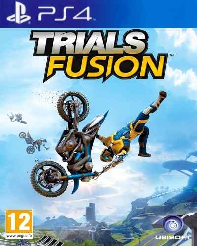 Trials Fusion for PS4 Walkthrough, FAQs and Guide on Gamewise.co