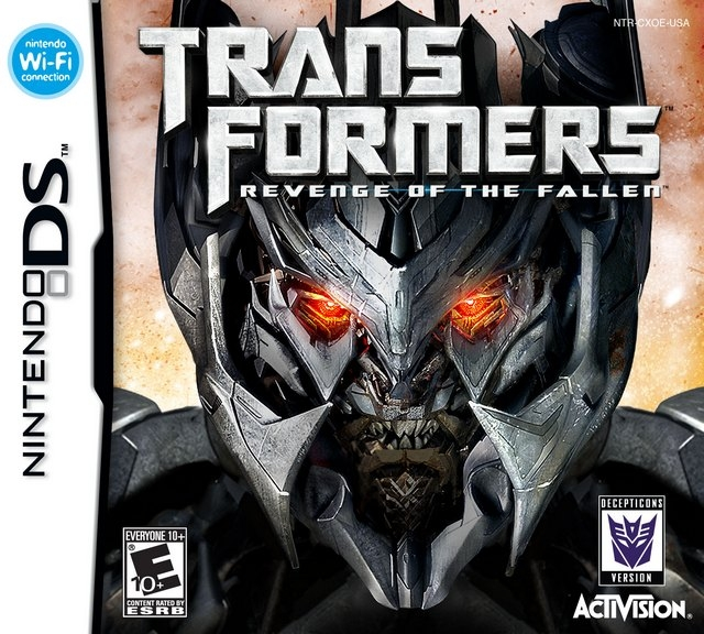 Transformers: Revenge of the Fallen -- Decepticons Wiki - Gamewise