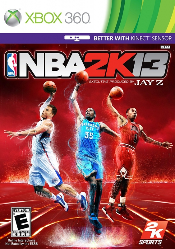 NBA 2K13 Wiki on Gamewise.co