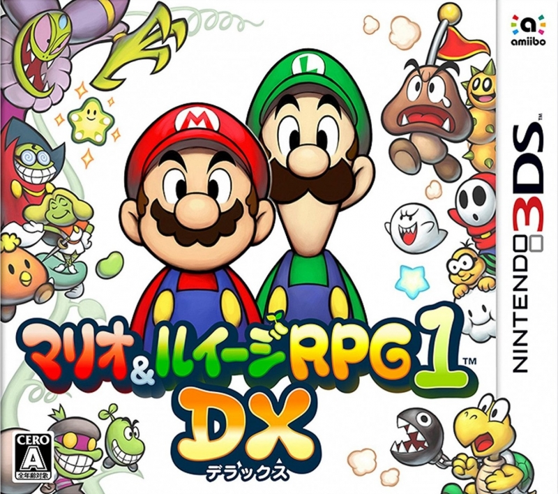 Mario & Luigi Superstar Saga + Bowser's Minions for 3DS Walkthrough, FAQs and Guide on Gamewise.co