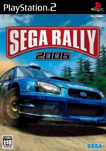 Gamewise Sega Rally 2006 Wiki Guide, Walkthrough and Cheats