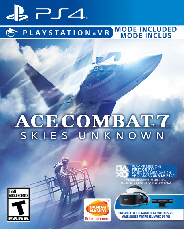 Ace Combat 7: Skies Unknown Walkthrough Guide - PS4