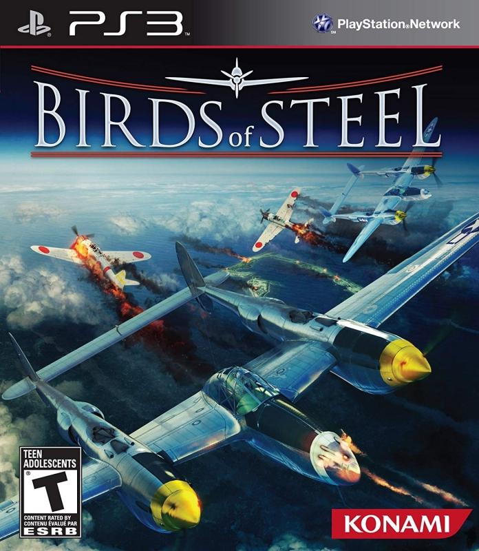Birds of Steel [Gamewise]