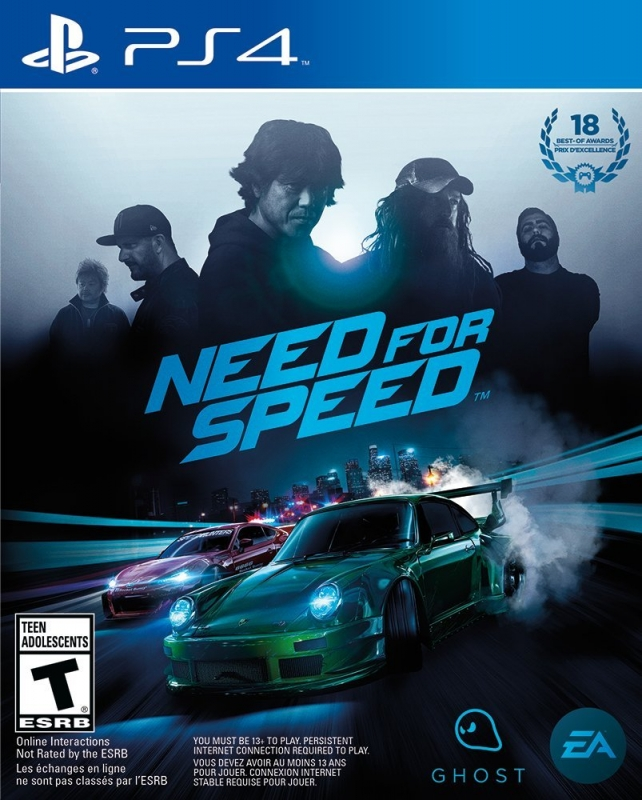 Need for Speed (2015) for PS4 Walkthrough, FAQs and Guide on Gamewise.co