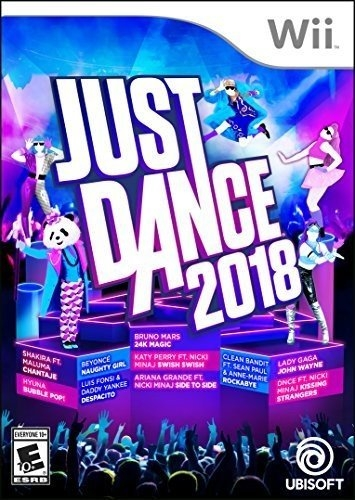 Just Dance 2018 on Wii - Gamewise