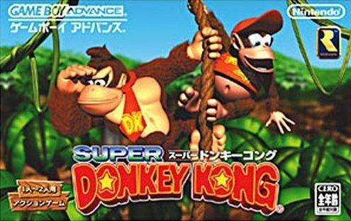 Donkey Kong Country on GBA - Gamewise
