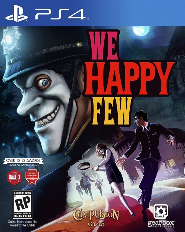 Gamewise Wiki for We Happy Few (PS4)