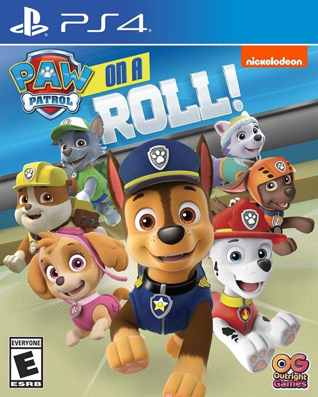 Paw Patrol on a Roll | Gamewise