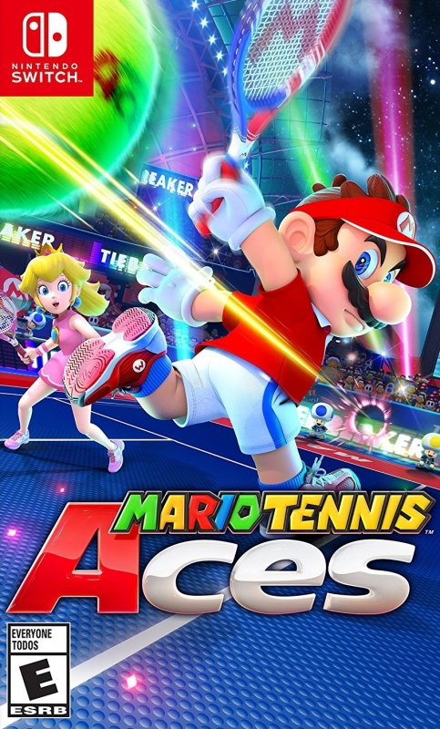 Mario Tennis Aces [Gamewise]