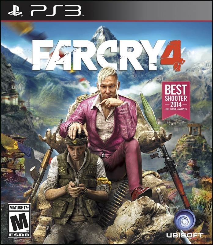 Far Cry 4 for PS3 Walkthrough, FAQs and Guide on Gamewise.co