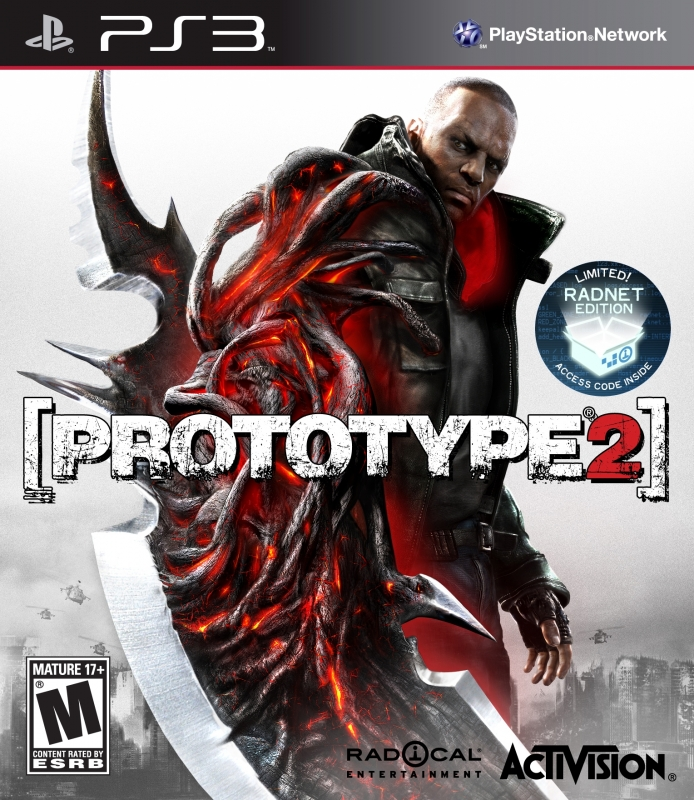Prototype 2 on PS3 - Gamewise