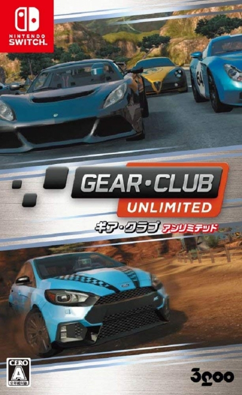 Gear Club Unlimited on NS - Gamewise