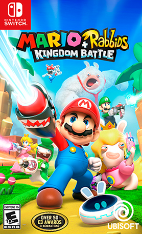 Mario + Rabbids Kingdom Battle on NS - Gamewise
