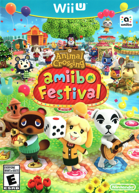 Gamewise Animal Crossing: Amiibo Festival Wiki Guide, Walkthrough and Cheats