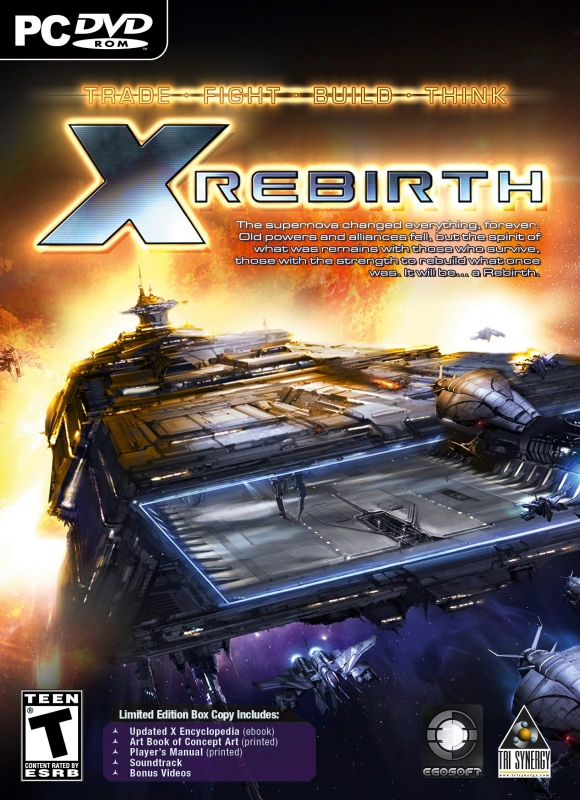 X Rebirth for PC Walkthrough, FAQs and Guide on Gamewise.co