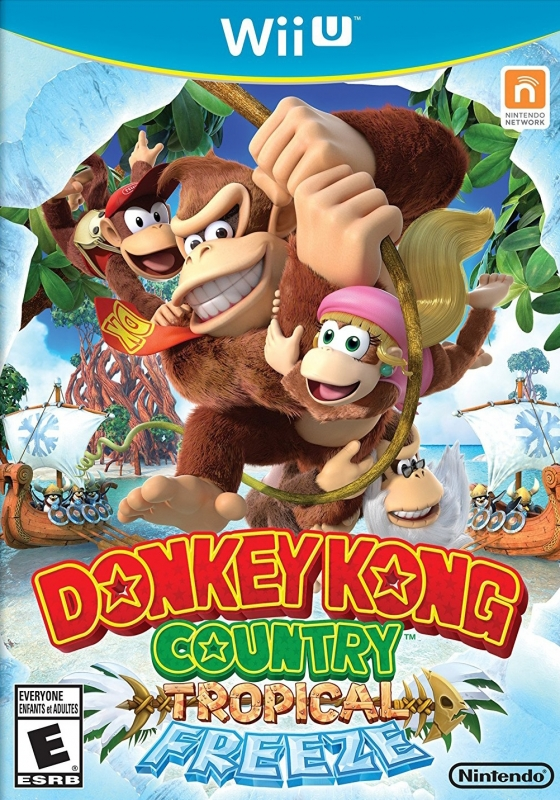 Donkey Kong Country: Tropical Freeze for WiiU Walkthrough, FAQs and Guide on Gamewise.co