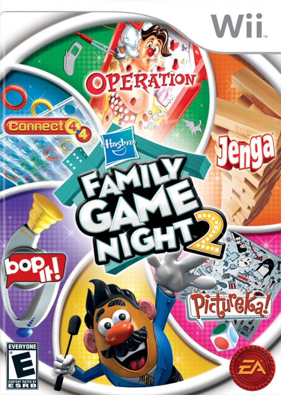 Hasbro Family Game Night 2 on Wii - Gamewise